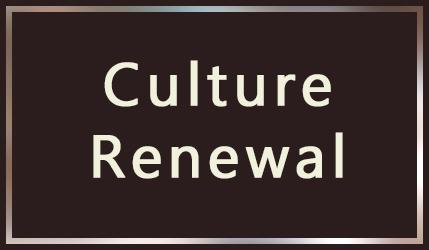 Culture renewal